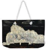 Evening Storm Weekender Tote Bag