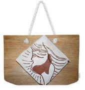 Exclamation - Tile Weekender Tote Bag
