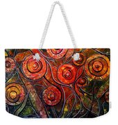 Exotic Foliage Weekender Tote Bag