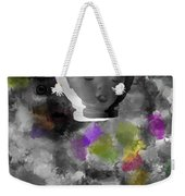 Exploding Head Weekender Tote Bag