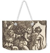 Expulsion From Paradise Weekender Tote Bag