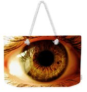 Eye Weekender Tote Bag