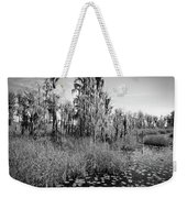 Faces Of The Swamp, No. 7 Weekender Tote Bag