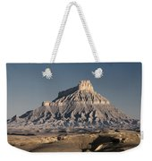 Factory Butte 0562 Weekender Tote Bag