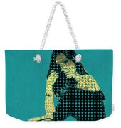 Fading Memories - The Golden Days No.2 Weekender Tote Bag