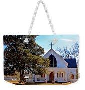 Fairhope Sacred Heart Church Weekender Tote Bag