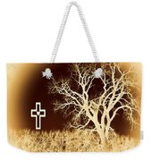 Faith And Strength Weekender Tote Bag
