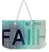 Faith - The Lord God Of Israel Weekender Tote Bag