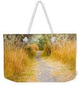 Fall Pathway 3 Weekender Tote Bag