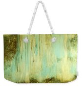 Falling Water Series Weekender Tote Bag