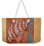 Family 14 - Tile Weekender Tote Bag