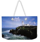 Fanad Lighthouse, Co Donegal, Ireland Weekender Tote Bag