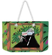 Fantasy Animals Catch A Bus Weekender Tote Bag
