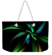 Fantasy Flower Weekender Tote Bag