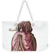 Fashion: French, 1778 Weekender Tote Bag