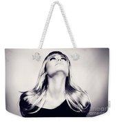 Fashion Women's Portrait Weekender Tote Bag
