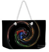 Feel Happy-colorful Digital Art That Can Enhance Your Mood Weekender Tote Bag