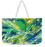 Feeling Of Summer Weekender Tote Bag