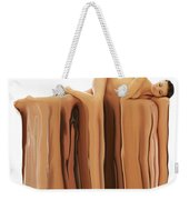 Liquid Nude Weekender Tote Bag