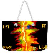 Feminine Light - Apparel Design Weekender Tote Bag