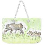 Feral Hogs Weekender Tote Bag