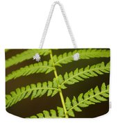 Fern Pattern Weekender Tote Bag
