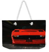 Ferrari 208 Gtb Turbo. Weekender Tote Bag