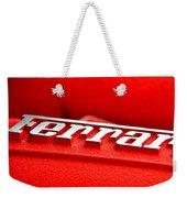 Ferrari Intake Weekender Tote Bag