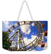 Ferris Wheel At The Prater  Weekender Tote Bag