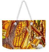 Field Corn Ready For Harvest Weekender Tote Bag