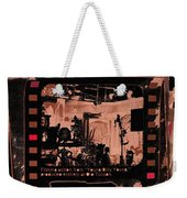 Film Homage Collage Young Billy Young 1969 Old Tucson Arizona 1968-2013 Weekender Tote Bag