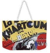 Film Homage Khartoum 1966 Cinema Felix Number 2 Us Mexico Border Town Nogales Sonora 1967-2008 Weekender Tote Bag