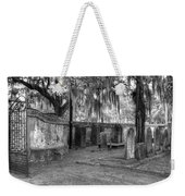 Final Resting Place Weekender Tote Bag