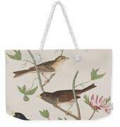 Finches Weekender Tote Bag