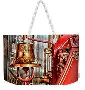 Fireman - The Fire Bell Weekender Tote Bag