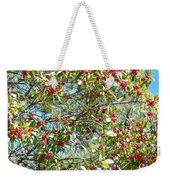 Firethorn Tree Weekender Tote Bag