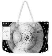 First Neutrino Interaction, Bubble Weekender Tote Bag