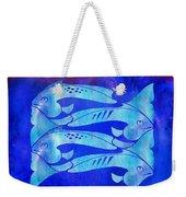 1 Fish 2 Fish Weekender Tote Bag