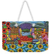 Flavours Of Provence Weekender Tote Bag