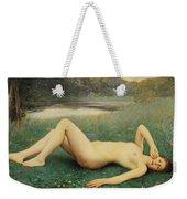 Floreal Weekender Tote Bag