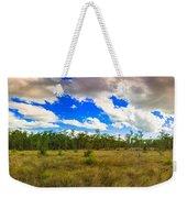 Florida Everglades Weekender Tote Bag