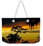 Central Florida Sunset Weekender Tote Bag