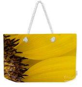 Flower Abstract Weekender Tote Bag