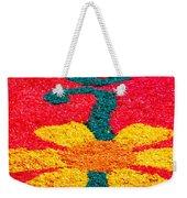 Flower Carpets Weekender Tote Bag