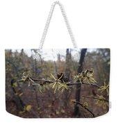 Flower In The Woods Weekender Tote Bag
