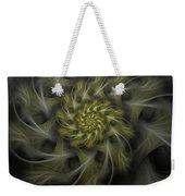 Flower Of Hope Weekender Tote Bag