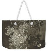 Flower Of The Peony, Cj Crumb, 1700 - 1800 Weekender Tote Bag