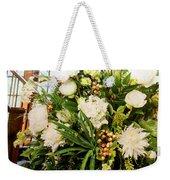 Flowers 2 Weekender Tote Bag