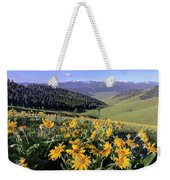 Spring In The Mountains Weekender Tote Bag