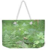Fluffy Ferns Weekender Tote Bag